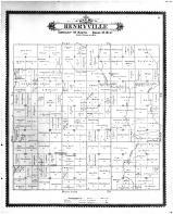 Henryville Township, Bechyn PO, Renville County 1888